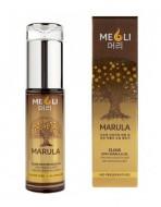 Эликсир с маслом Марулы для роста волос и восстановления сухих кончиков MEOLI 60мл
